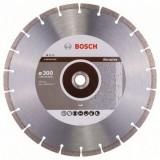 Bosch Professional disc diamantat 300x20/25.4x2.8x10 mm pentru materiale abrazive