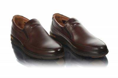 Pantofi barbati din piele naturala Dr.Jells-0324-F308-M foto