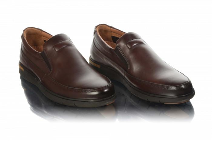 Pantofi barbati din piele naturala Dr.Jells-0324-F308-M