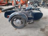 Motocicletă cu sidecar Dnepr MT9