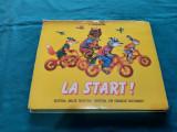 LA START! / CARTE 3D/ V. TVOROGOVA/ 1982