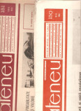 Ateneu 6 reviste 1980 1981 1982