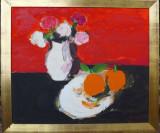 Tablou autentic Vasile Grigore, Peisaje, Ulei, Impresionism