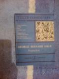 A4b George Bernard Shaw - Pygmalion (texte comentate)