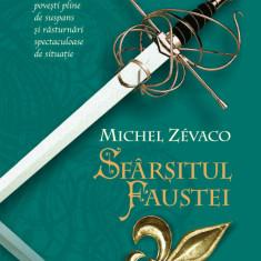Cavalerii Pardaillan. Sfârșitul Faustei (vol. 11)