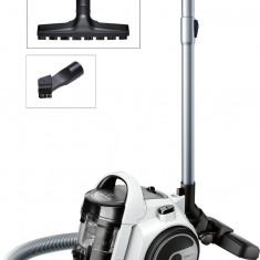 Aspirator fara sac Cleann'n GS05 Bosch, 1.50l, alb, Negru BGS05A222