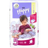 Cumpara ieftin Scutece Happy Junior 5, 12-25 kg, 58 buc