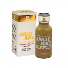 JUNGLE JUICE GOLD POPPERS, 30ml, RUSH, AROMA CAMERA, ORIGINAL, SIGILAT, popers