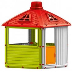 Casuta color, City House, 135x104x104 - Dolu