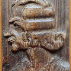 Sculptura in lemn de Ioan H. Sarghie din Bucovina , Eugenia , 1932