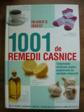 READER'S DIGEST - 1001 DE REMEDII CASNICE - 2008