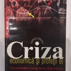 Charles R. Morris, Criza economica si profetii ei