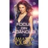 Focul din adancuri - Amanda Quick