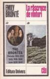 Emily Bronte - La rascruce de vînturi (editie 1978)