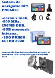 Gps profesional PNI L810/807 -program TIR-full Europa - garantie, 7, Toata Europa