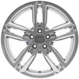 """Janta Aliaj Oe Audi 17"""" 7.5J x 17 ET51 8V0601025BS, 5"""