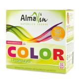 Cumpara ieftin Detergent bio pudra pentru rufe, Color, AlmaWin, 1 kg