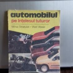 AUTOMOBILUL PE INTELESUL TUTUROR - MIHAI STRATULAT