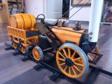 Locomotiva reala cu abur  George Stephenson ''Rocket'', 1:16, G - 1:22,5, Seturi complete