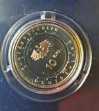 """Moneda 10 Euro """"In der Luft"""" litera D, Germania 2019 - PROOF, Europa"""