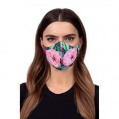 Cumpara ieftin Masca Antipraf cu Membrana iberry Face Mask Flower