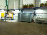 Instalatie de vopsire in camp electrostatic