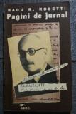 Radu R. Rosetti - Pagini de jurnal (1938-1943)