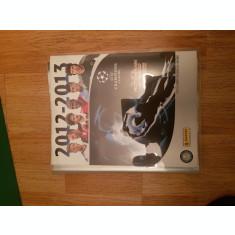 Binder gol, cartonase Adrenalyn, Panini, UCL 2012/2013 coperti originale