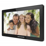 """Cumpara ieftin Monitor videointerfon TCP/IP Wireless, Touch Screen IPS-TFT LCD 10"""" - HikVision DS-KH8520-WTE1"""