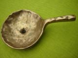 Sfesnic din bronz pentru lumanare groasa