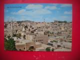 HOPCT 66921  BETHLEHEM  -ISRAEL-STAMPILOGRAFIE-CIRCULATA