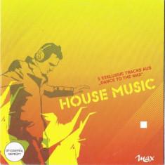 CD House Music, original