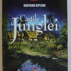 CARTILE JUNGLEI de RUDYARD KIPLING , 2010
