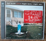 Cumpara ieftin CD Van Halen - Live : Right Here, Right Now [2 CD]