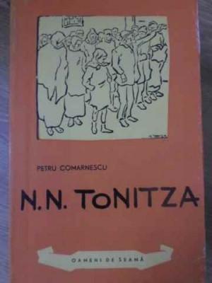 N. N. TONITZA - PETRU COMARNESCU foto