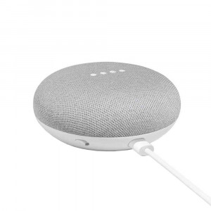 Boxa inteligenta Google Home Mini Gri