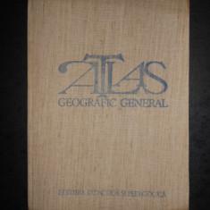 MIRCEA PEAHA - ATLAS GEOGRAFIC GENERAL (1983)