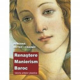 Renastere. Manierism. Baroc. Istoria artelor plastice