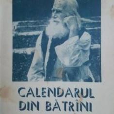 Calendarul din batrini