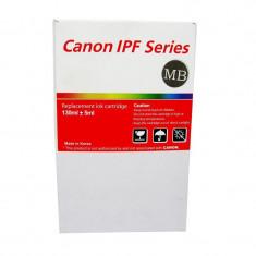 Cartus cerneala compatibil cu Canon PFI - 102 matte black, Pigment
