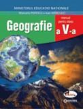 Geografie. Manual clasa a V-a/Manuela Popescu, Ioan Marculet, Aramis