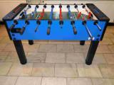 Masa Foosball, SARDI ATLANTIS LUX, albastru