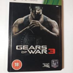 Joc XBOX 360 Gears of war 3 - Steelbook Edition