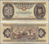 Ungaria - 50 forint - 1986 (B0005) - starea care se vede