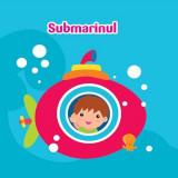 Carticica mea de baie. Submarinul |