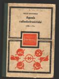 C9831 - AGENDA RADIOELECTRONISTULUI - NICOLAE DRAGULANESCU