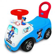 Masinuta fara pedale cu activitati Kiddieland - Mickey Mouse