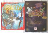 """""""ANIMATERRA Lumea Fantastica"""", Joc complet + Carte """"MAREA CARTE A TROLILOR"""""""