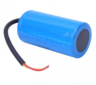 Condensator Motor Electric 250uF / 250-275VAC - 50Hz foto