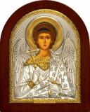 Icoana Ingerul Pazitor, Foita Argint 925, 15.6x19cm,Cod Produs:2468